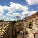 Esplosione fabbrica fuochi pirotecnici a Tagliacozzo, nell'Aquilano